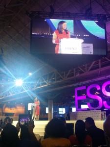 Michelle Ebanks Stage 3