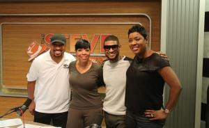 usher and the SHMS crew