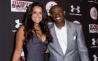 "Deion Sanders & Tracey Edmonds Discuss Their Relationship & Tell Us What to Expect on ""Deion's Family Playbook"" [EXCLUSIVE]"