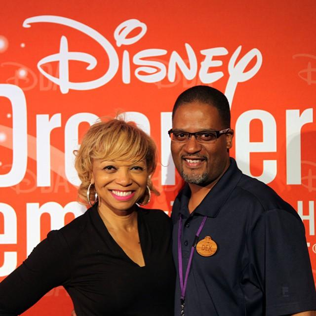 Disney Imagineer Dex Tanksley