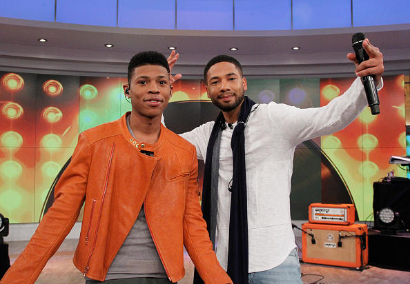 hakeem and jamal from empire dating in real life Since empire's debut, jamal has been jamal lyon comes out, gives the storyline also blatantly pulls from frank ocean's real-life headlines (search jamal.