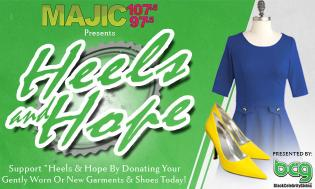 Heels and Hope MAJIC