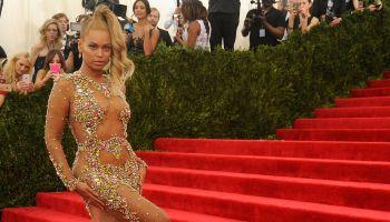 Beyonce MET Gala