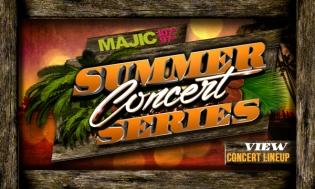 Majic Summer Concert Series 2015