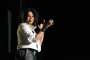 Janet Jackson performs in SA
