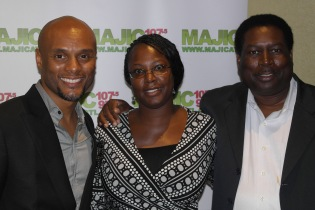 Kenny Lattimore meet and greet