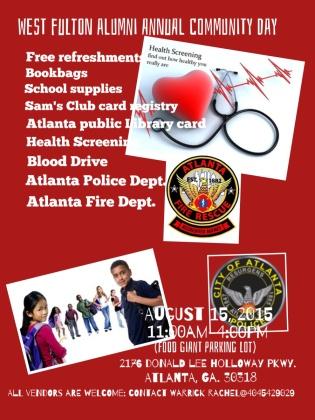West Fulton Community Day