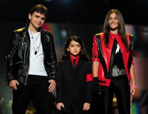 Michael Jackson's children, Prince Jacks