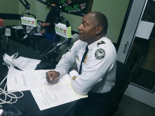 APD Chief George Turner