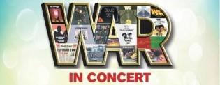 WAR in concert