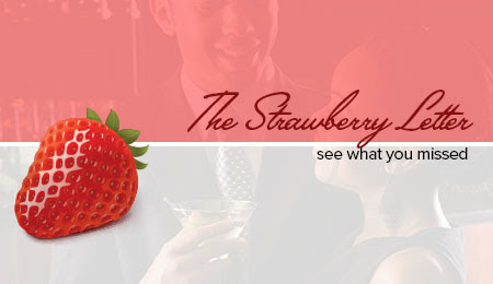 Strawberry Letter: Caught Up In The Rapture Of Love | Majic 107.5 ...