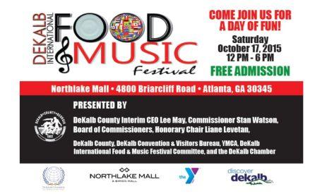 Dekalb International Food & Music Fest