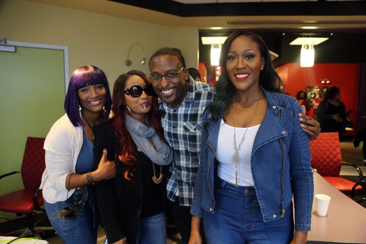 Ladies Who Lunch with SWV
