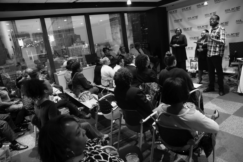 Lala Hathaway on #MajicAfterDark