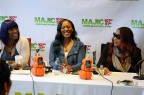 EXCLUSIVE: SWV Shares Fondest Memory Of Meeting Whitney Houston