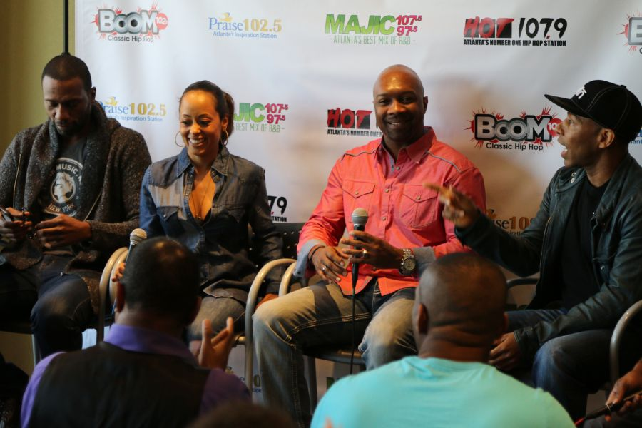 Things your man wont do meet and greet photos majic 1075 atlanta things your man wont do meet and greet m4hsunfo