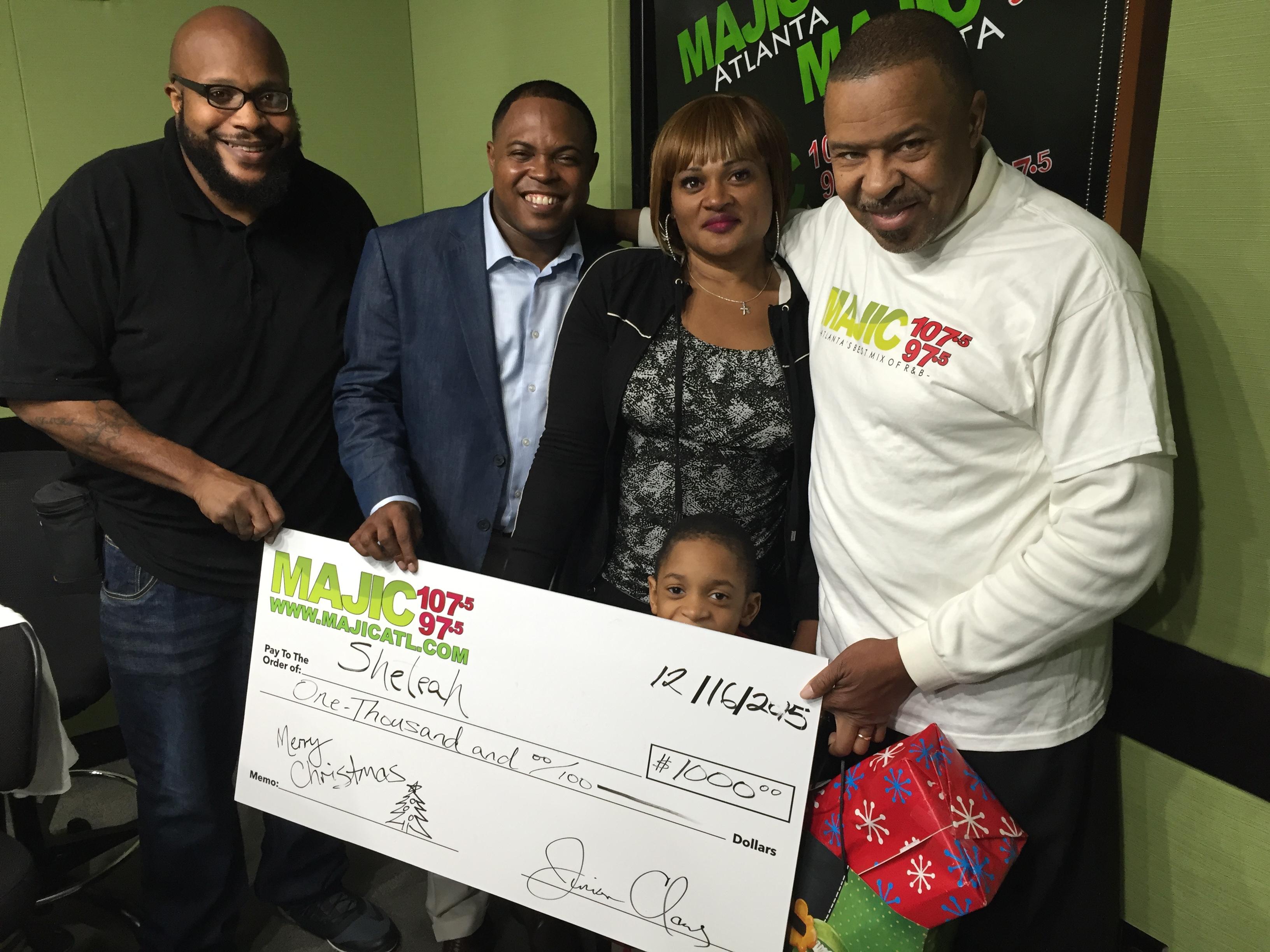 Radio Station Surprise Giveback for Deserving Mom