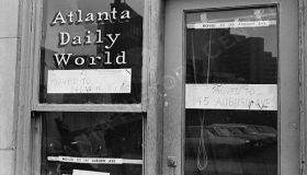 Atlanta Daily World 1