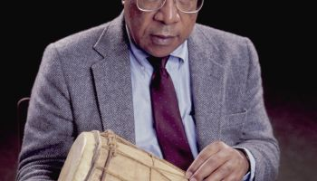 Alex Haley Portrait