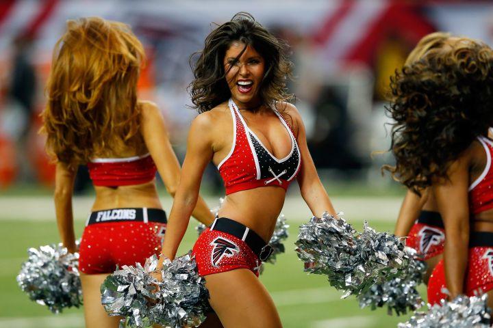 Atlanta Falcons Cheerleaders (1)