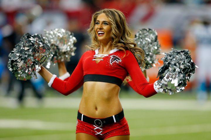 Atlanta Falcons Cheerleaders (5)