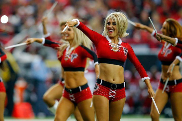 Atlanta Falcons Cheerleaders (4)