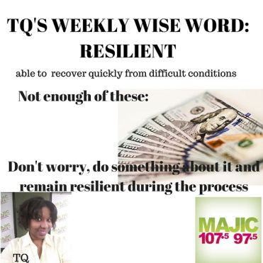 TQ's Weekly Wide Word