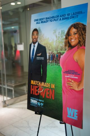"WE tv premiere of ""Match Made In Heaven"""