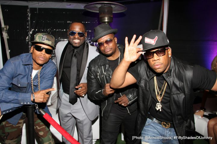 BBD & Johnny Gill