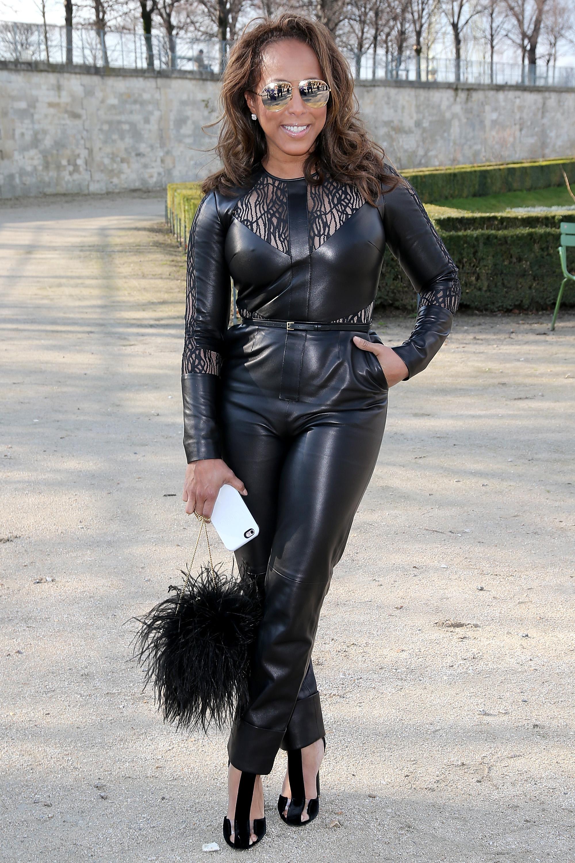 Elie Saab : Outside Arrivals - Paris Fashion Week Womenswear Fall/Winter 2016/2017