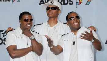 2009 BET Awards - Pressroom