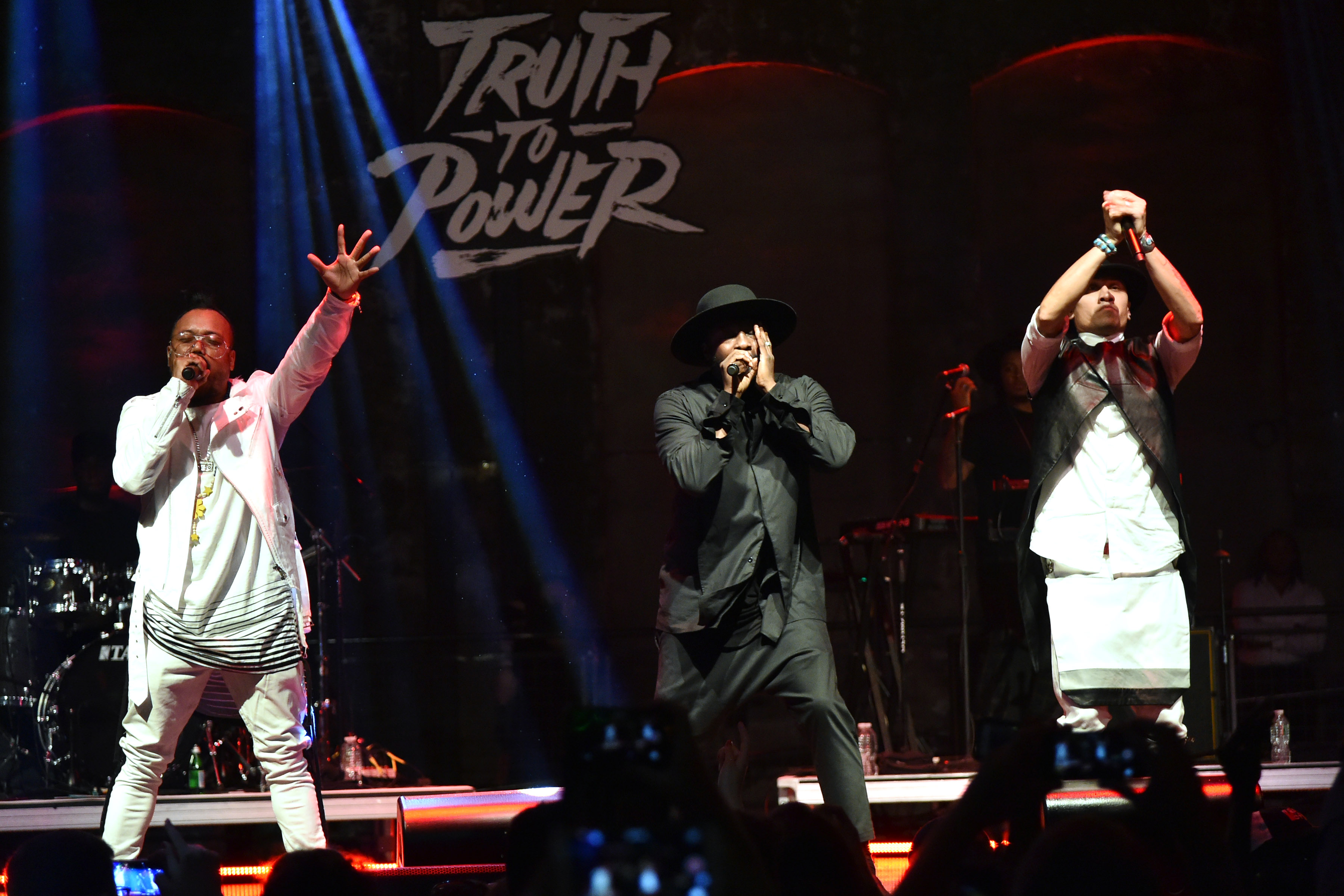 Rock The Vote's Truth To Power: Closing Concert