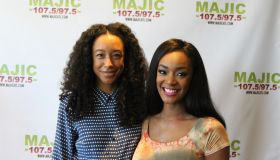 Corinne Bailey Rae Meet & Greet [PHOTOS]