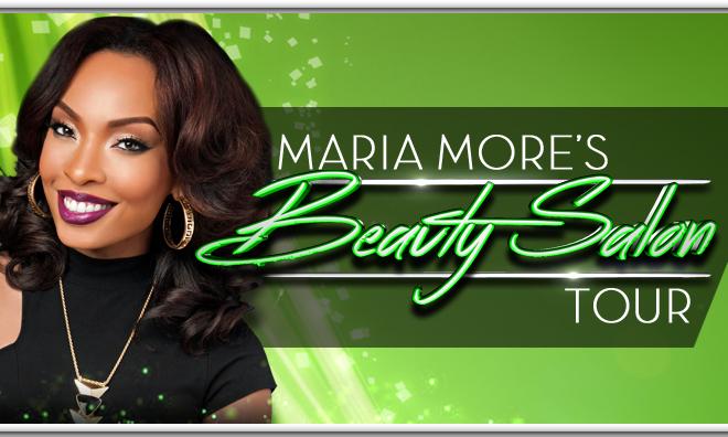 Maria More Beauty Salon Tour