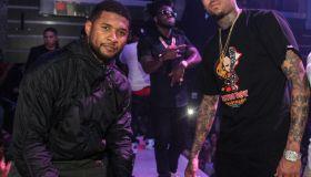 Chris Brown Hosts LIV on Sunday