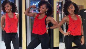 Maria More - workout studio