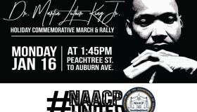 MLK Day March and Rally