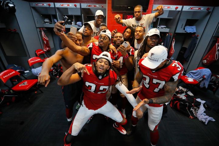 Atlanta Falcons Head To The Superbowl! 27