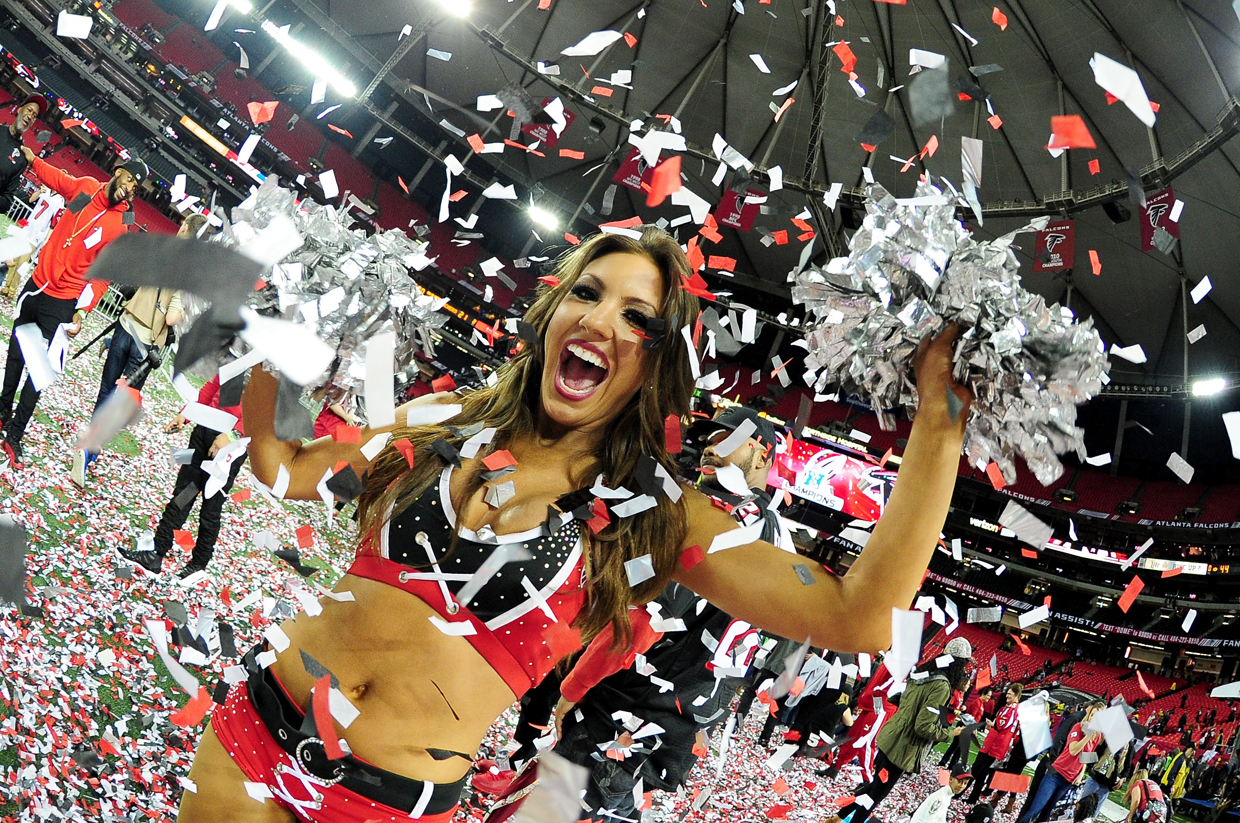 NFC Championship - Green Bay Packers v Atlanta Falcons
