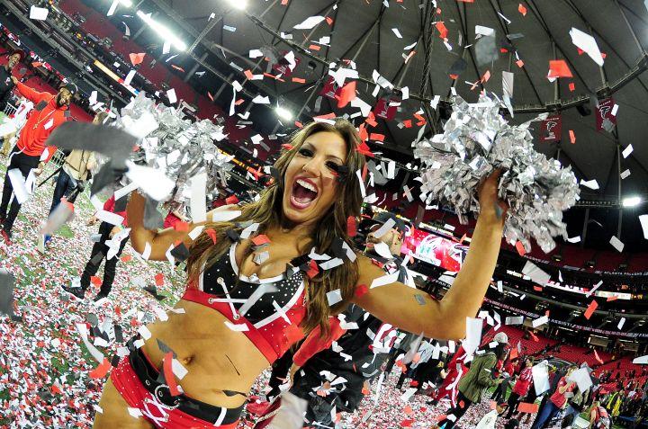 Atlanta Falcons Cheerleaders (3)