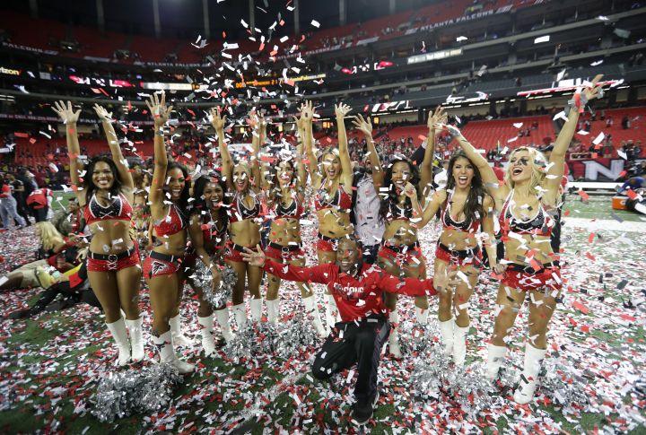 Atlanta Falcons Head To The Superbowl! 22