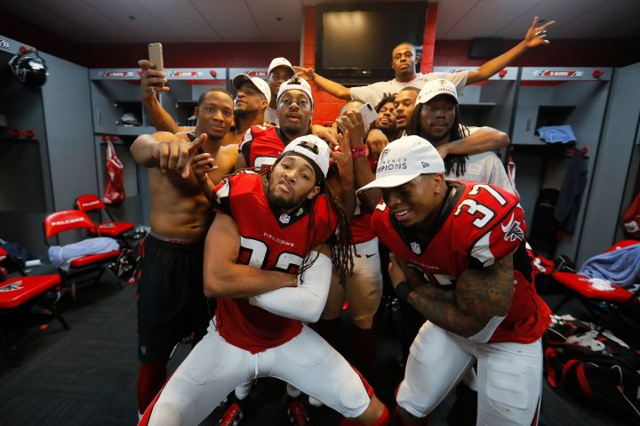 Atlanta Falcons Head To The Superbowl! 8