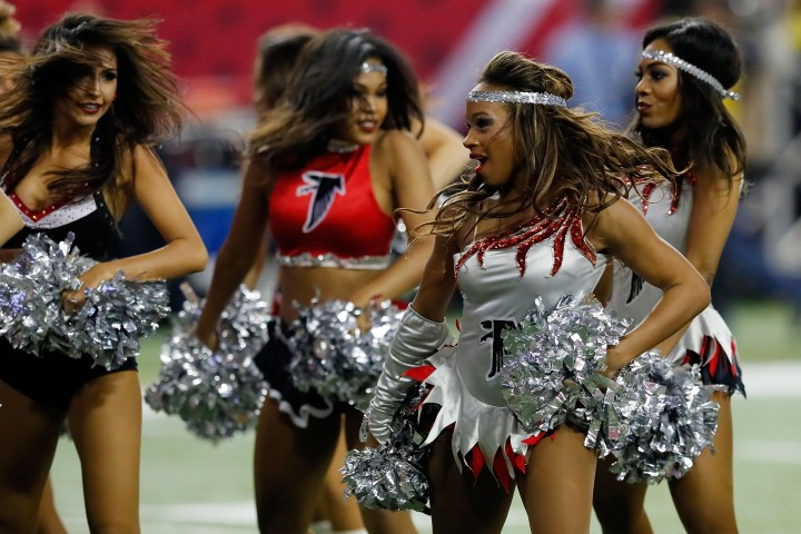 Atlanta Falcons Cheerleaders (18)