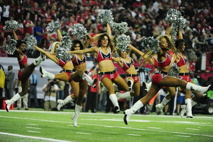 Atlanta Falcons Cheerleaders (11)
