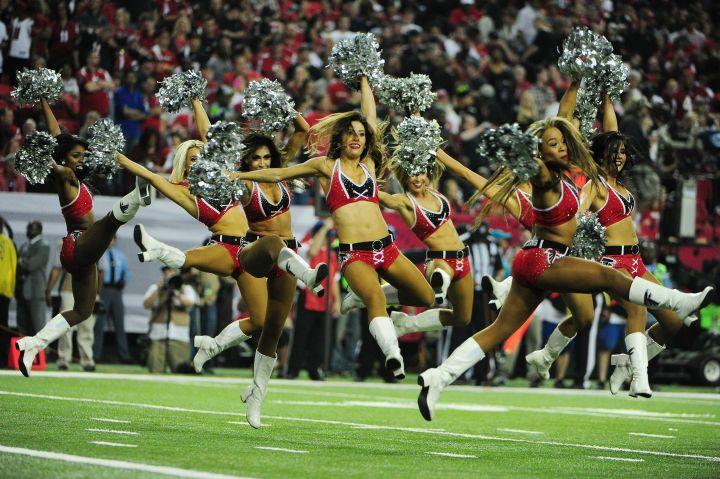 Atlanta Falcons Cheerleaders (11)