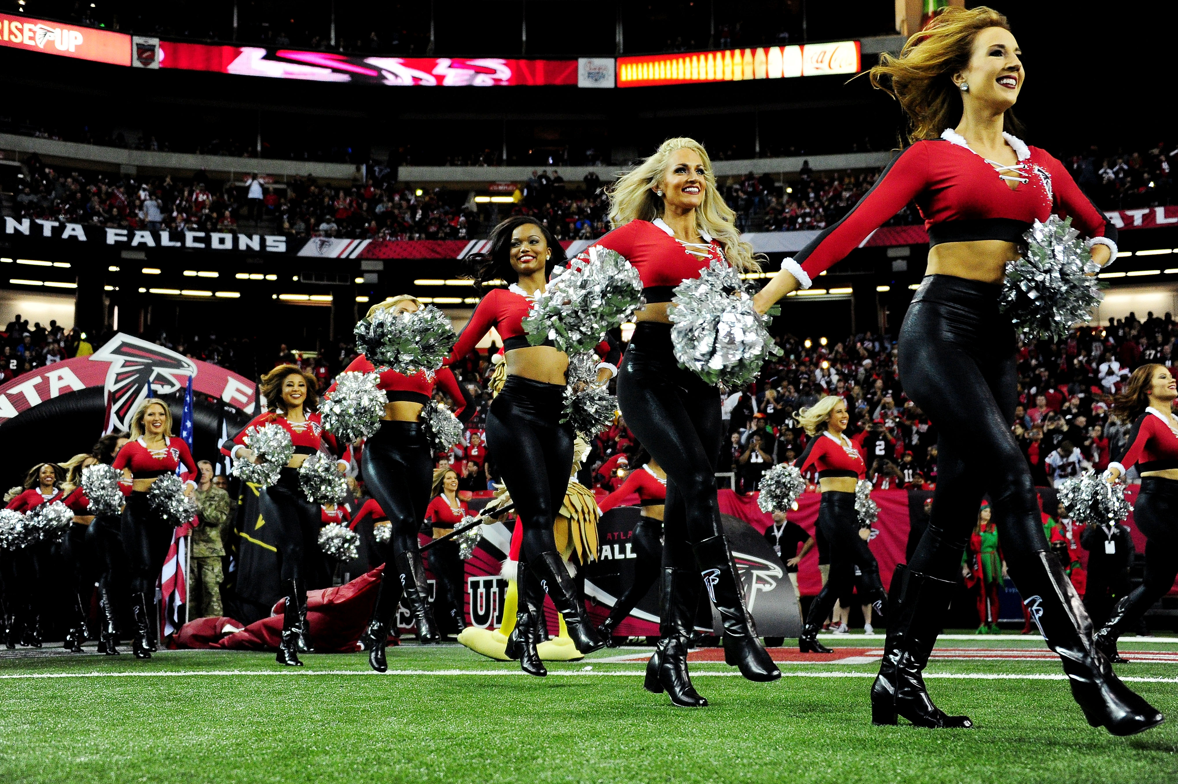 San Francisco 49ers v Atlanta Falcons