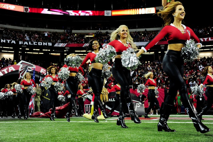 Atlanta Falcons Cheerleaders (10)