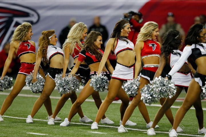 Atlanta Falcons Cheerleaders (9)