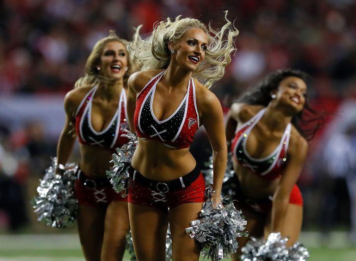 Atlanta Falcons Cheerleaders (8)