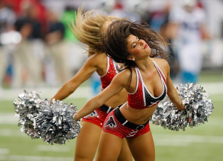 Atlanta Falcons Cheerleaders (7)